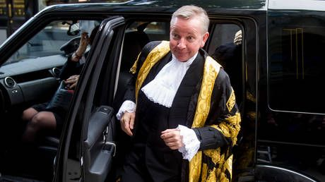 Judge spares cocaine user jail, says 'he should suffer no more for dabbling than Michael Gove'