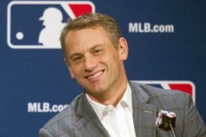 Cubs president of baseball operations Hoyer gets 5-year deal