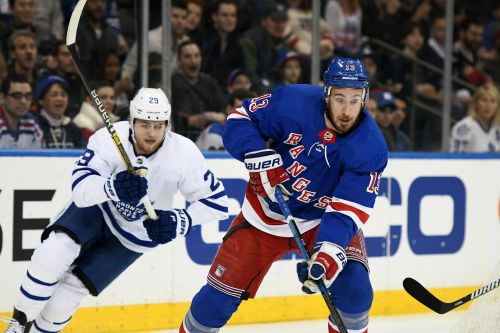 Ex-Ranger Kevin Hayes is fascinated by his old team's moves