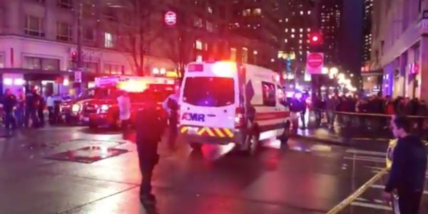 Police say that at least one person is dead and 7 others are injured after shooting in downtown Seattle