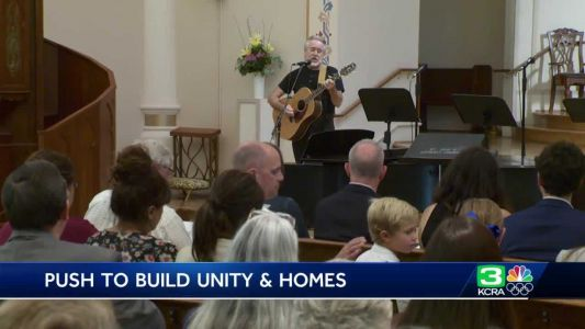 Hundreds join Unity Concert to support housing in Sacramento