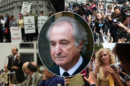 More than $3 billion paid out to over 30K Bernie Madoff victims