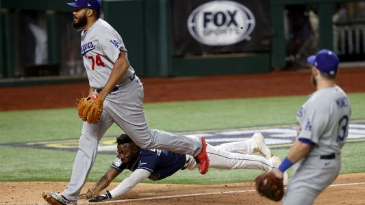 Rays-Dodgers Game 4 ending: Separating the World Series heroes from the goats