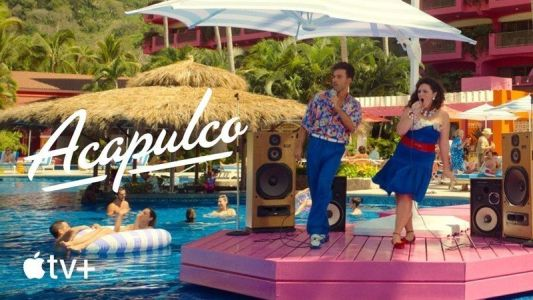 See how the world of 'Acapulco' was brought to life on Apple TV+