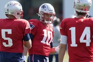 Patriots believe offense is better than it has performed