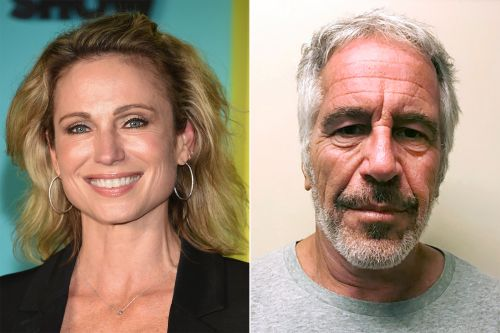 ABC News' Amy Robach claims network 'quashed' Jeffrey Epstein coverage on hot mic
