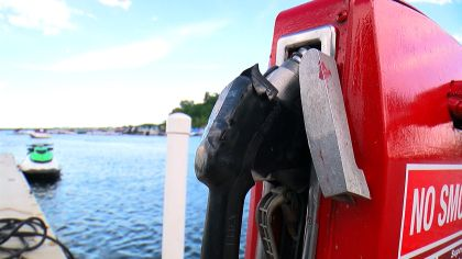 Boaters Set To Wince At Hefty Memorial Day Gas Prices