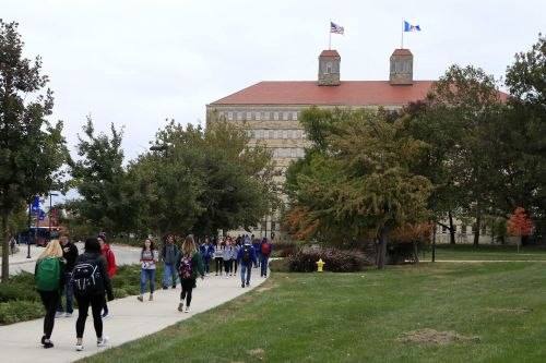 University of Kansas to require COVID-19 tests on Lawrence, Edwards campuses