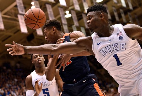 Zion Williamson and the other four top Knicks lottery prospects