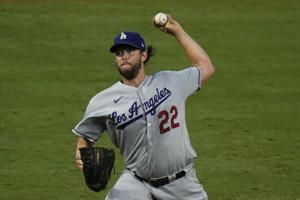 Kershaw dominates, Bellinger 2 HRs, Dodgers drop Angels 7-4
