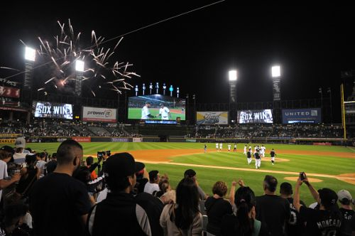 White Sox will have 100 percent capacity for home games on June 25th
