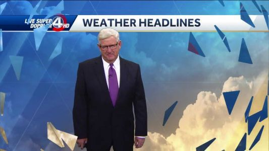 Videocast: Winter Weather Advisory for NC Mountains, rain in the Upstate