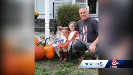 South Shore man makes urgent plea for kidney donor