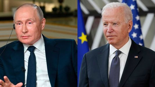 Biden and Putin are to meet on Wednesday. The two leaders have divergent goals for the summit