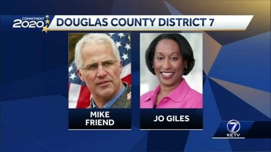Commitment 2020: Mike Friend, Jo Giles face off to become new commissioner for Douglas County District 7