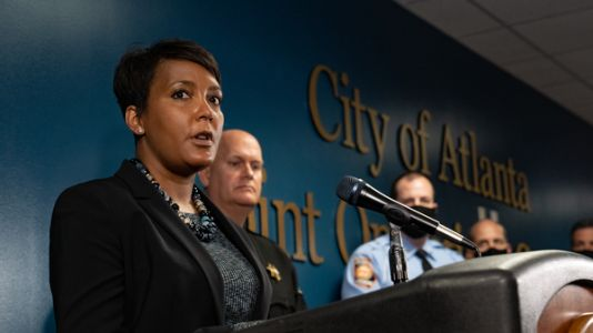 Keisha Lance Bottoms Won't Run For Reelection As Atlanta Mayor