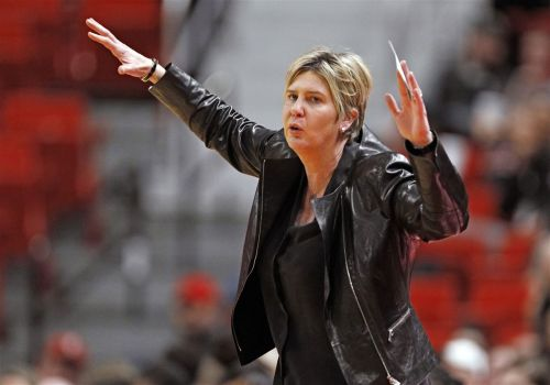 Texas Tech women's basketball coach Marlene Stollings fired one day after report of abuse