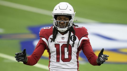 Is DeAndre Hopkins playing on Thursday night? Fantasy injury update for Packers-Cardinals Week 8 Thursday Night Football