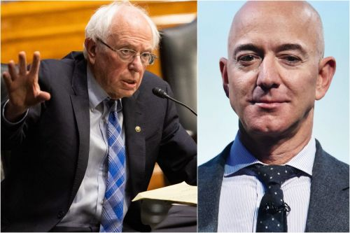 Bernie Sanders applauds the 'courage' of Amazon workers for taking on the tech giant, says failed union vote will inspire other unionization efforts