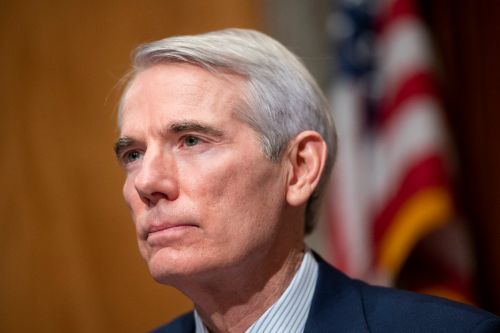 Rob Portman says IRS enforcement off the table for funding $1.2T infrastructure package