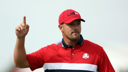 Bryson DeChambeau finishes in top eight at long drive world championship