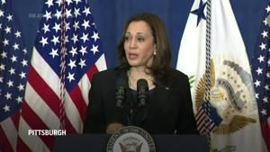 VP Harris in Pennsylvania to tout Child Tax Credit