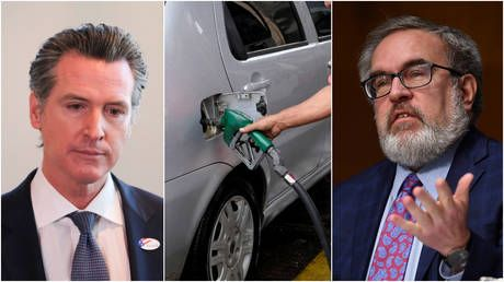 'You can't even keep the lights on!' EPA chief mocks California's 2035 ban on sales of gas-powered cars