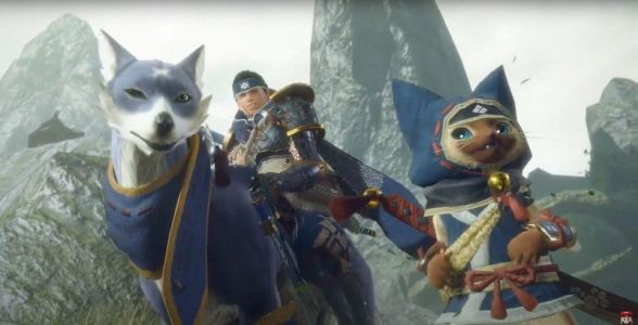 Here's how to secure your copy of Monster Hunter Rise and the new amiibo
