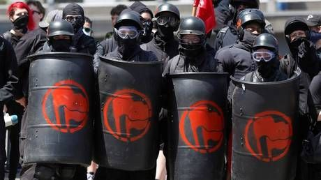 Antifa may be branded 'organization of terror,' Trump warns, ahead of Portland right-left showdown