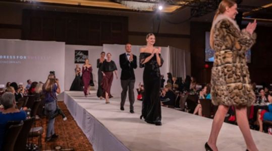 Dress for Success fashion show coming up next month