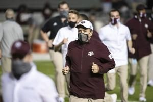 No. 5 Texas A&M looks for 5th straight win in visit from LSU