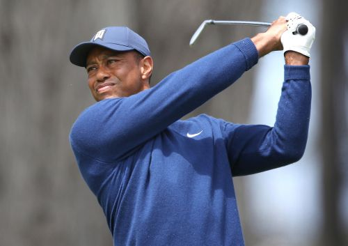 Tiger Woods in PGA Championship mix after first round