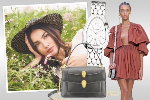 Supermodel Lily Aldridge's Italy-inspired essentials