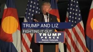 Watch Now: Donald Trump and Liz Cheney fighting it out