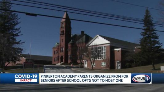 Prom moms: Pinkerton Academy parents organize dance after the school opts not to have one