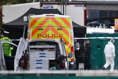 Italian police arrest man who provided truck in 2019 UK smuggling deaths