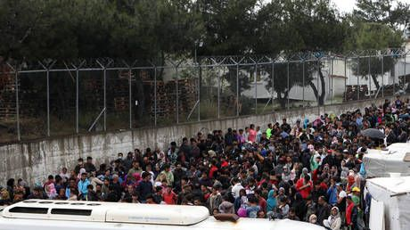 EU relocates scores of vulnerable asylum seekers from Greece, Cyprus to Germany & Finland