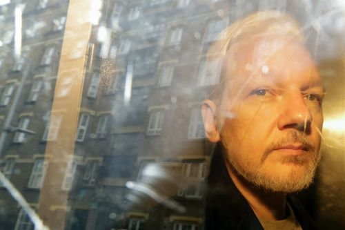 U.S. says Assange could go to Australian prison if convicted