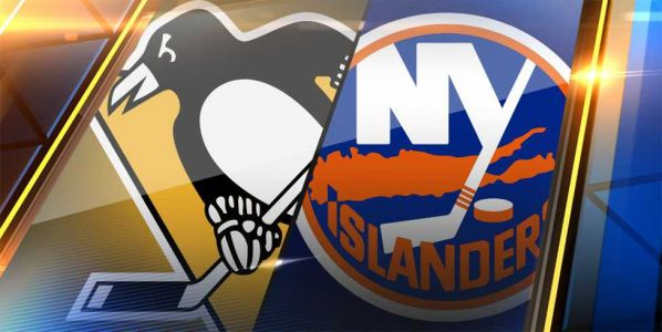 Letang scores late in OT, Penguins beat Islanders 4-3