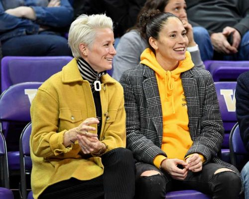 Sue Bird and Megan Rapinoe are now engaged
