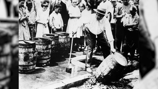 This Day in History: Prohibition goes into effect