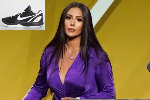 Vanessa Bryant Comments on Leaked Nike Shoes Honoring Gigi; Hopes They Weren't Sold