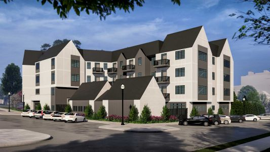Midtown apartment project will utilize new Transit Oriented Development zoning