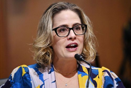 5 of Sen. Kyrsten Sinema's advisers resign, calling her one of the 'principal obstacles to progress'