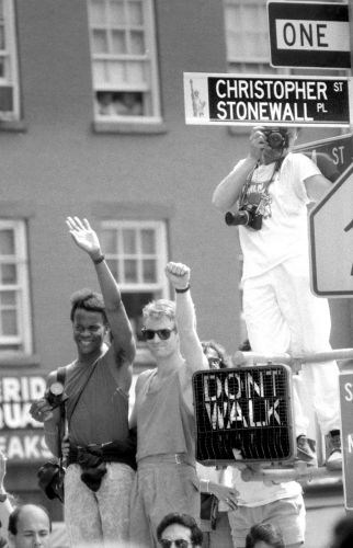 Finding Stonewall