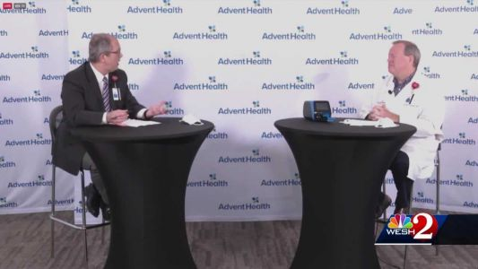 AdventHealth leaders discuss COVID-19, what the future holds