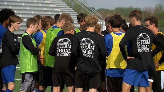 Bracing for the Big Stage: Bennington Soccer books spot in first state tournament