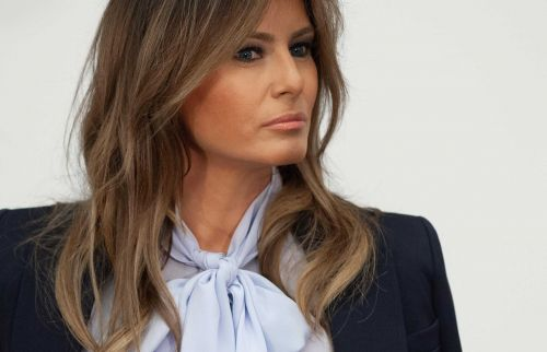 Melania Trump cancels plans to attend Tuesday rally, citing COVID-19 recovery