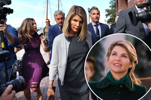 A first look at Lori Loughlin's post-prison project, 'When Hope Calls'