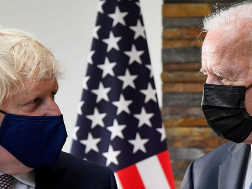 Insiders think Google's unprecedented deal with UK government has given Boris Johnson the chance to lead the tech policy agenda at the G7 summit